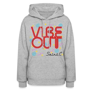 Vibe Out Women's Sweatshirt - Women's Hoodie