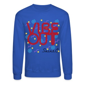 Vibe Out Crewneck - Crewneck Sweatshirt