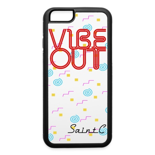 Vibe Out iPhone 6/6s Case - iPhone 6/6s Rubber Case