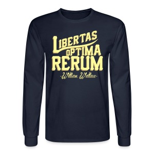 Libertas | Men's Long Sleeve - Men's Long Sleeve T-Shirt