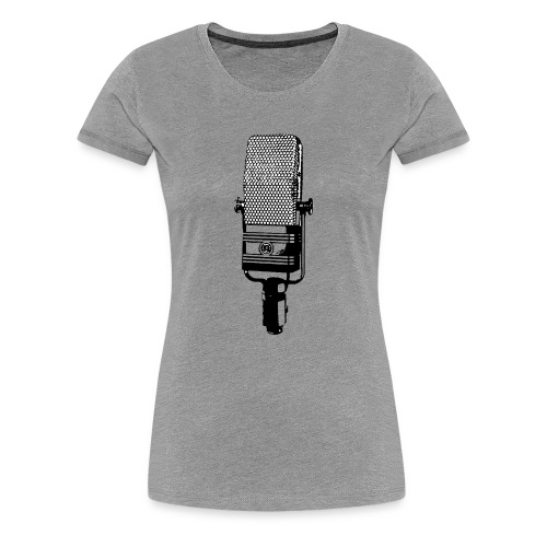 Women's RCA 44C Tee - Grey - Women's Premium T-Shirt