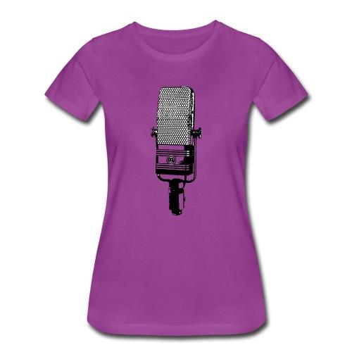 Women's RCA 44C Tee - Magenta - Women's Premium T-Shirt