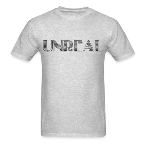Unreal Designs Casual Tee - Men's T-Shirt