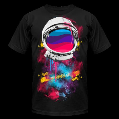 Space Ghost- Men's T-Shirt - Men's Fine Jersey T-Shirt