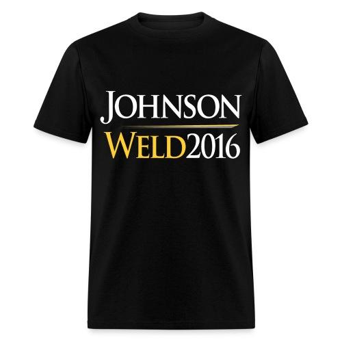 CHEAP Johnson/Weld Men's Shirt - Men's T-Shirt