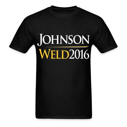 CHEAP Johnson/Weld Men's Shirt - Men's T-Shirt