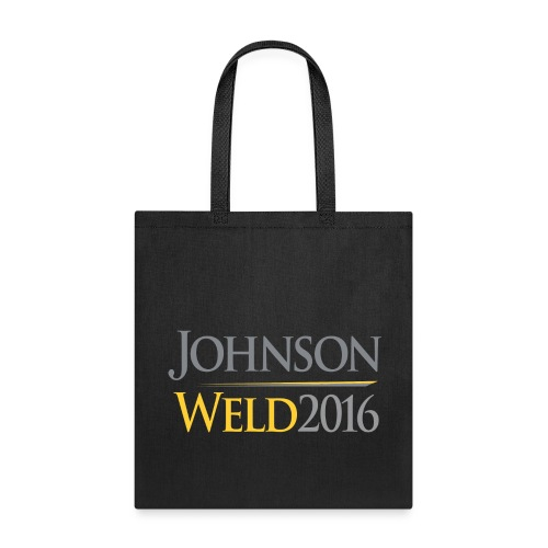 Johnson/Weld Tote Bag - Tote Bag