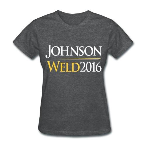 CHEAP Johnson/Weld Women's Shirt - Women's T-Shirt