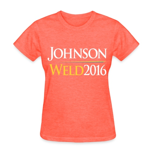 CHEAP Johnson/Weld Women's Shirt - Women's T-Shirt