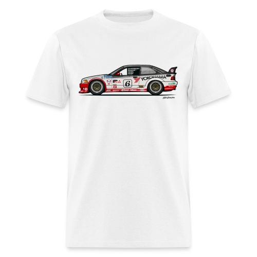 BMW E36 M3 - Men's T-Shirt