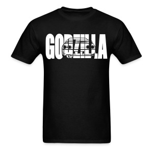 GODZILLA R32 white - Men's T-Shirt