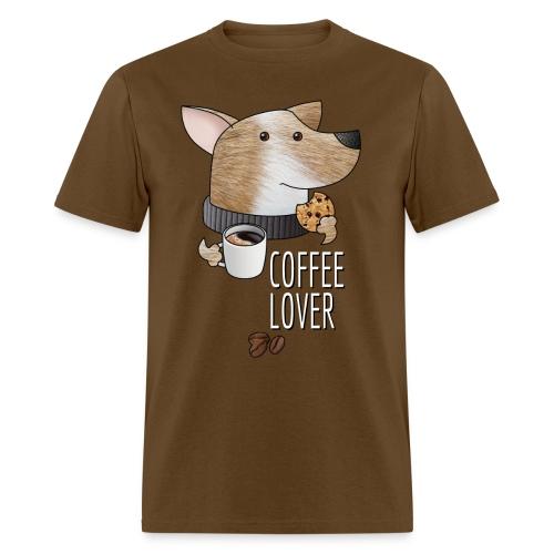 Coffee lover's shirt - Men's T-Shirt