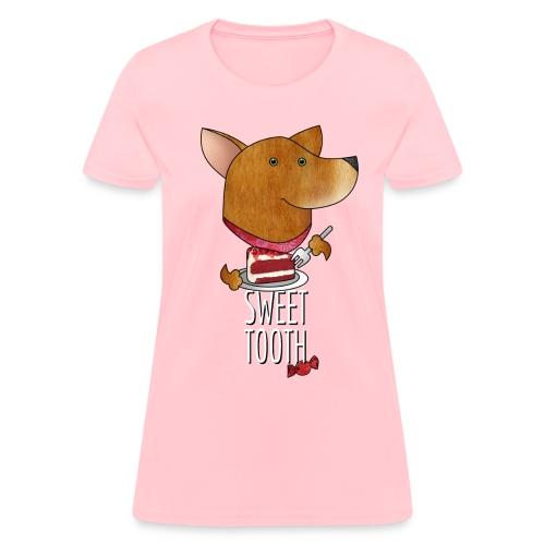 Sweet tooth T-shirt - Women's T-Shirt
