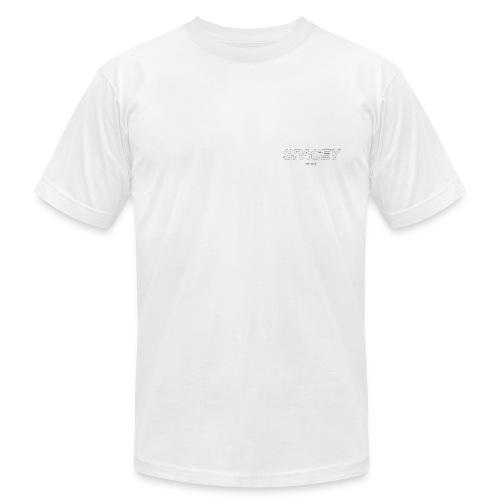 Men's Zoned Out T-Shirt (Black Logo) - Men's  Jersey T-Shirt