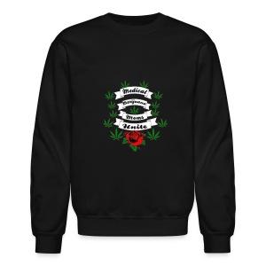 Medical Moms Unite!: Sweatshirt: Mens' Fit - Crewneck Sweatshirt