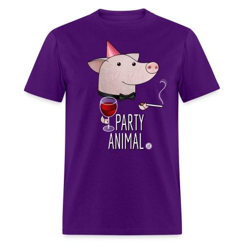 Party boy's shirt - Men's T-Shirt