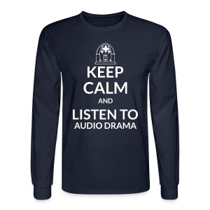 Keep Calm | Men's Long Sleeve - Men's Long Sleeve T-Shirt