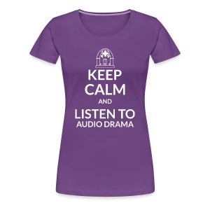 Keep Calm | Women's T-shirt - Women's Premium T-Shirt