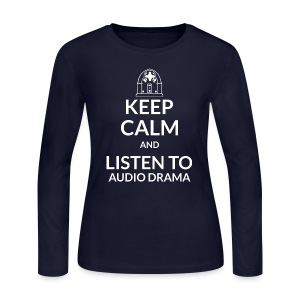 Keep Calm | Women's Long Sleeve - Women's Long Sleeve Jersey T-Shirt