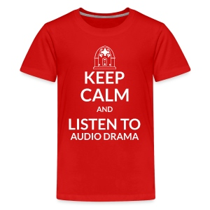 Keep Calm | Kid's T-shirt - Kids' Premium T-Shirt
