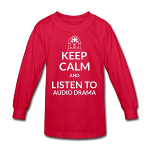 Keep Calm | Kid's Long Sleeve - Kids' Long Sleeve T-Shirt