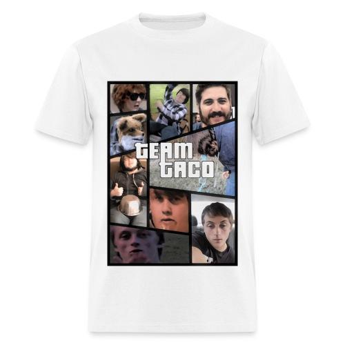 Team Theft Taco Men's Shirt - Men's T-Shirt