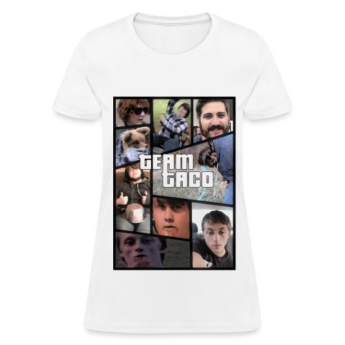 Team Theft Taco Women's Shirt - Women's T-Shirt