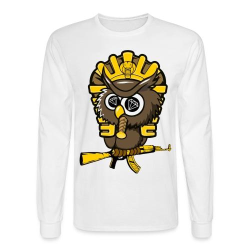 KING OWL - Men's Long Sleeve T-Shirt