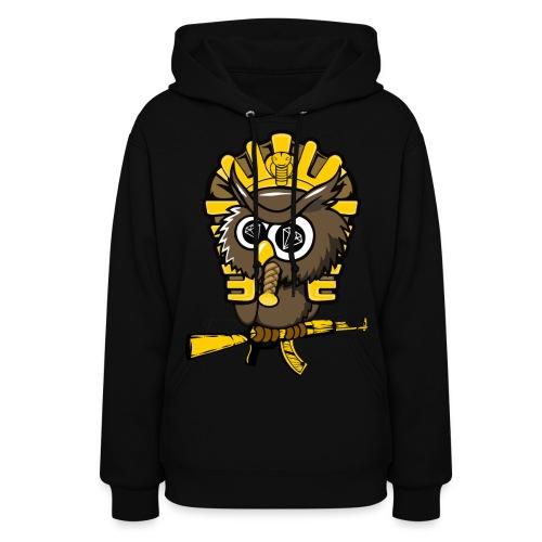 KING OWL - Women's Hoodie