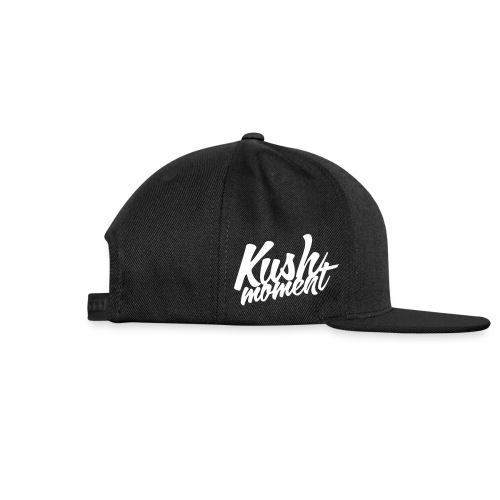 KUSH MOMENT - Snap-back Baseball Cap