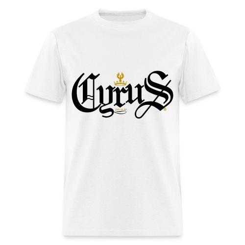 Men's Cyrus Logo T Shirt - Men's T-Shirt