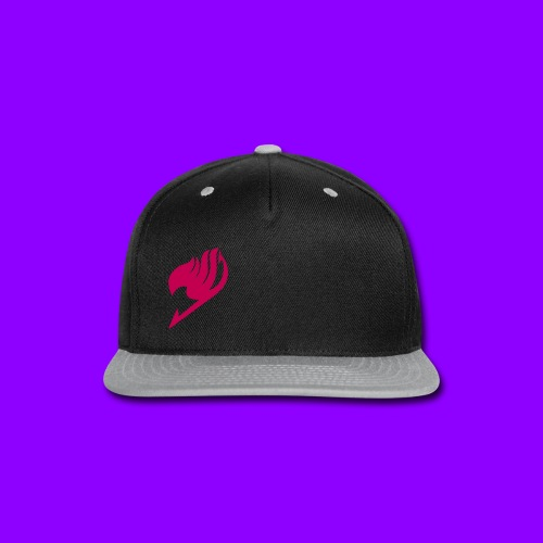 The Anime Hat - Snap-back Baseball Cap