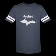 T-Shirts ~ Vintage Sport T-Shirt ~ F^cked U.P.