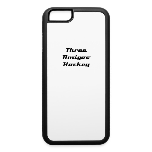 Three Amigos Hockey IPhone 6/6s Case - iPhone 6/6s Rubber Case