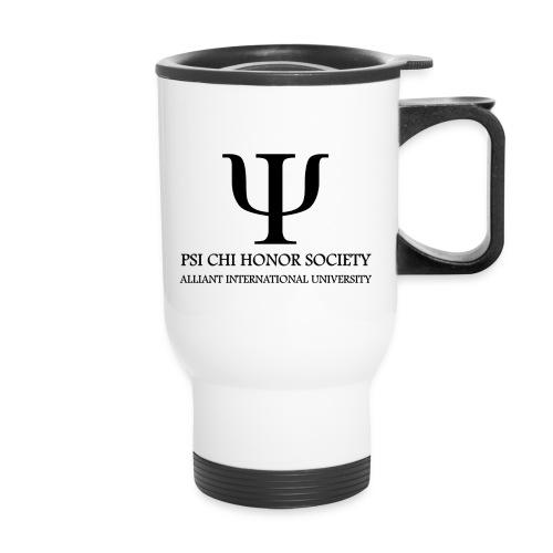 Alliant PSI CHI Travel Mug - Travel Mug