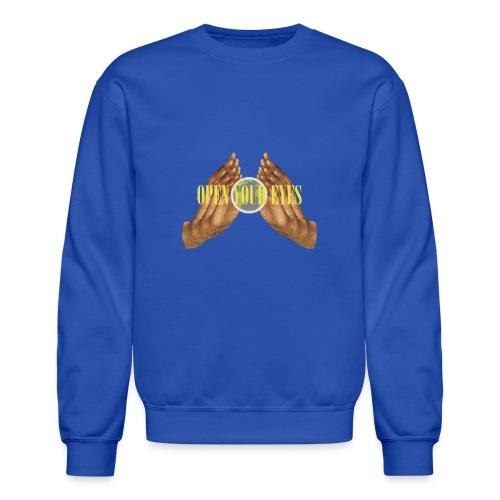 O.Y.E. Hand Sweatshirt - Crewneck Sweatshirt