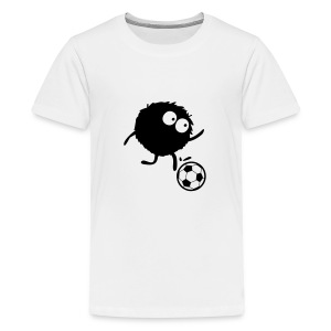 Soccer football player Kids' Premium T-Shirt - Kids' Premium T-Shirt