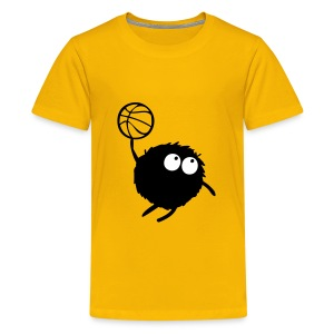 Basketball player sport Kids' Premium T-Shirt - Kids' Premium T-Shirt
