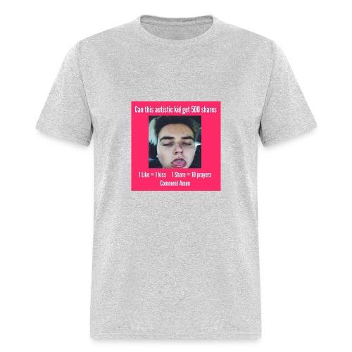 Lucas - 2  - Men's T-Shirt