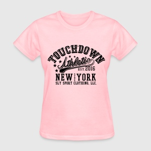 TOUCHDOWN GRAPHIC TEE - Women's T-Shirt