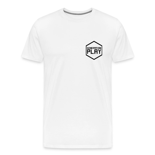 GenPlay Men's Tee - Men's Premium T-Shirt