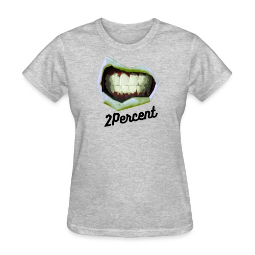 TwoPercent T-Shirt Female - Women's T-Shirt