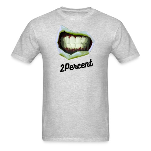 TwoPercent T-Shirt Male - Men's T-Shirt