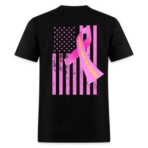 VTFD Breast Cancer Fundraiser - Men's T-Shirt