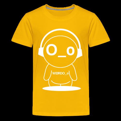 YOUTH OG WEIRDO_o SHIRT (KID SIZE) - Kids' Premium T-Shirt