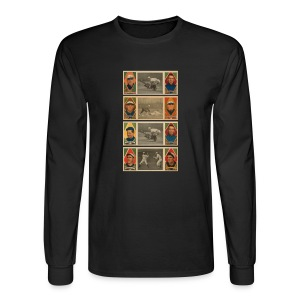 1911 Chicago Baseball Men's Long Sleeve T-Shirt - Men's Long Sleeve T-Shirt