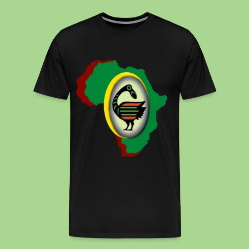 SANKOFA - Men's Premium T-Shirt