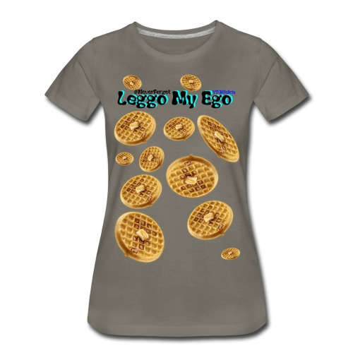 Leggo My Ego, Ladies - Women's Premium T-Shirt