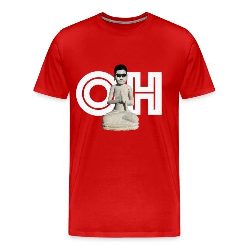 Stone Buddah OH T-Shirt - Men's Premium T-Shirt
