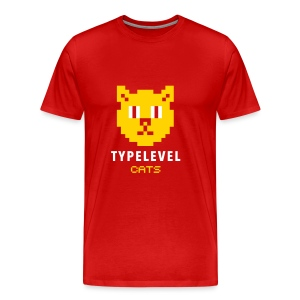 Typelevel Cats - (Men's Premium) - Men's Premium T-Shirt